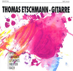 "Cover der CD ""Thomas Etschmann"""